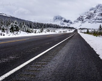 Icefields Parkway Photography Print
