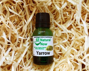 Yarrow Essential Oil/100% Pure & Therapeutic Essential Oil