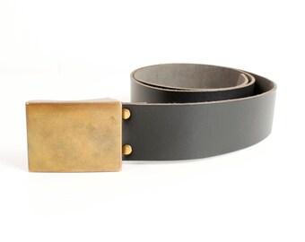 Real Leather Belt Metal Buckle Belt Adjustable Leather Belt Country Western Boho Belt Leather Vintage Accessories