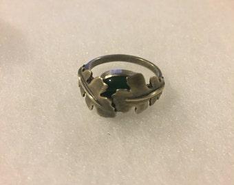 Oak Leaf Ring