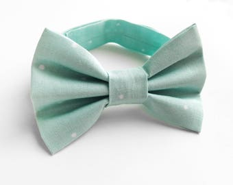 boys bow tie, mint bow tie, baby bow tie, ring bearer bow tie, baby bowtie, toddler bowtie, toddler bows, toddler bow tie, mint bowtie