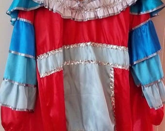 Mardi Gras Costume 2015 Krewe of King Arthur New Orleans  **** MAKE OFFER! ****