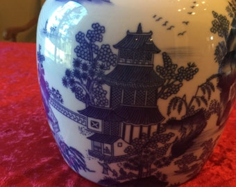 Asian Pot Ginger Jar
