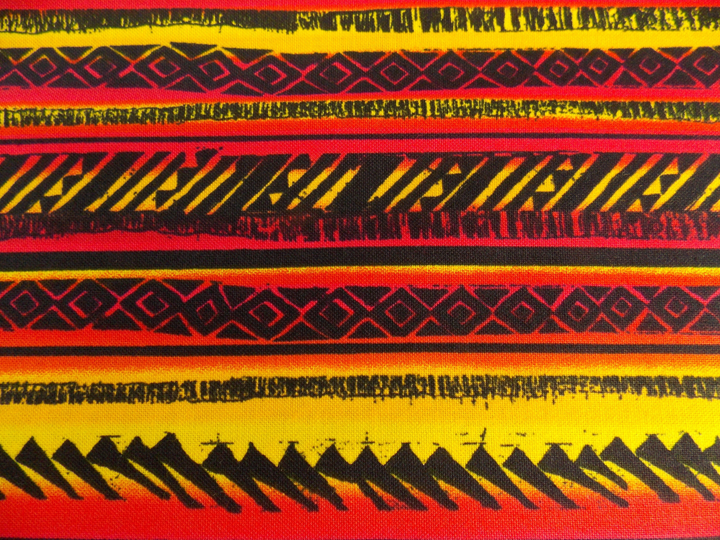 african fabric remnant tribal fabric timeless treasures cotton