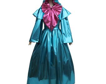 Cinderella Fairy Godmother Cosplay Dress Cinderella Cosplay Costumes