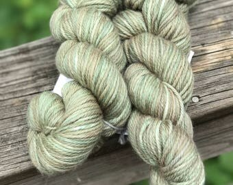 Bulky Weight Yarn - JB's Bulky in 'Wet Clay' **FREE PATTERN**