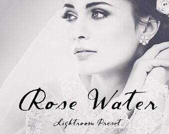 Rose Water Soft Portrait Lightroom Preset Professional Photo Editing for Portraits, Newborns, Weddings By LouMarksPhoto