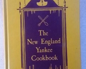 Vintage New England Yankee Cookbook