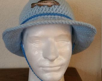 Adult Fishing Hat
