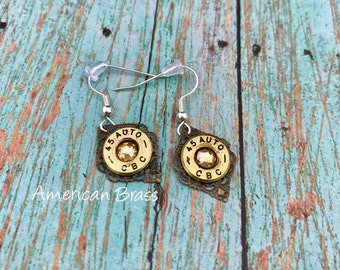 45 filigree crystal earrings