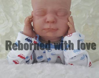 Reborn baby Custom made to order Isaac