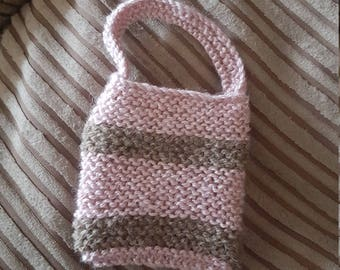 Knitted bag :)