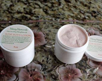 Rose and Geranium cream