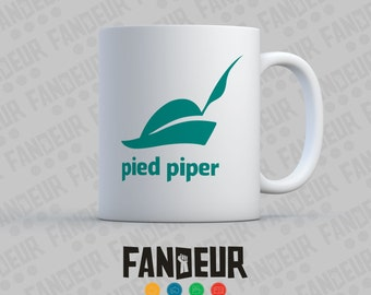 Pied Piper Silicon Valley Coffee / Tea Mug
