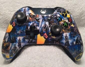 Batman XBOX ONE controller