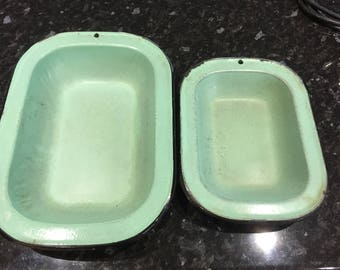 Vintage Baking Trays