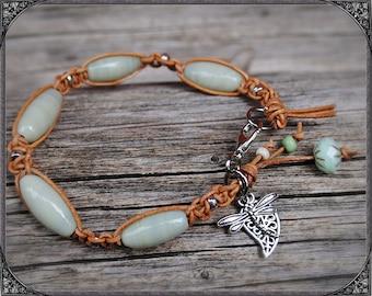 BOHO bracelet Seafoam