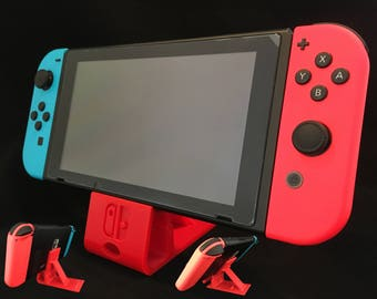 Nintendo Switch Adjustable Charge & Play Dock Stand