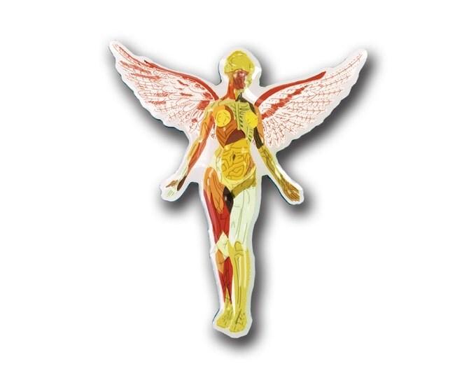 In Uterus Pin
