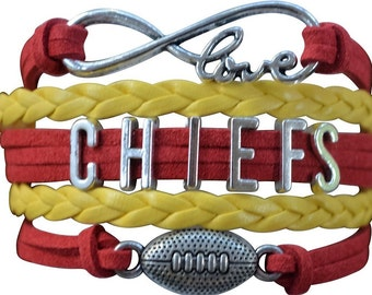 """Shop """"kansas city chiefs"""" in Jewelry"""