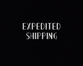 Expedited Shipping (3 Day Select)