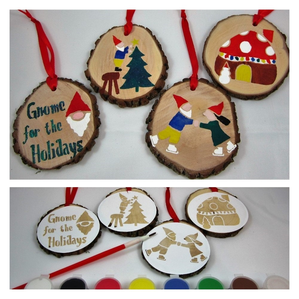 Christmas ornament craft kit - Sold By Holidaydrivecrafts