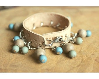 Kids Bracelet of Leather