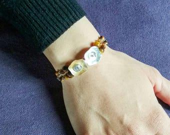 Fantasy Bracelet and Tiger's Eye