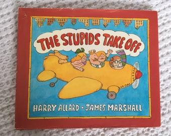The Stupids Take Off by Harry Allard