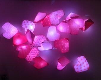 Hearts Garland