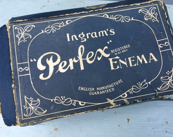 Ingram's Perfex Enema Curiosity Vintage