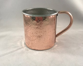 Heritage Copper Mule