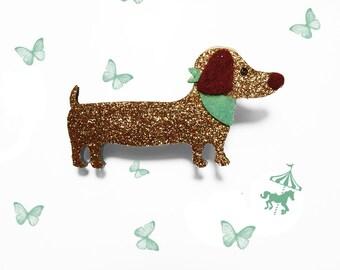Dog child Barrette - anti-slip Strip