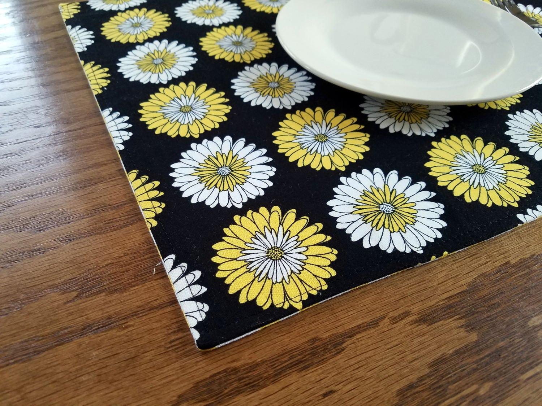 Handmade table mats design - 1