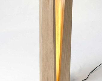 Wooden night light