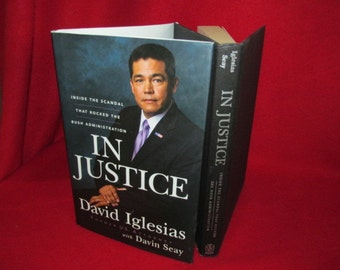 In Justice by David Iglesias