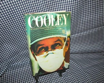 "The Amazing Career of the World's Greatest Surgeon ""Cooley"" by Harry Minetree"