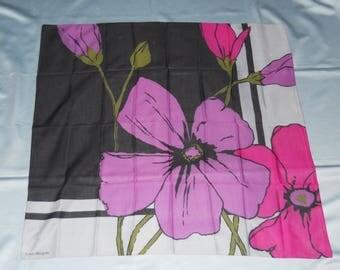 Authentic vintage Laura Biagiotti scarf ! Cotton !