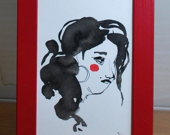 Paulina, original painting