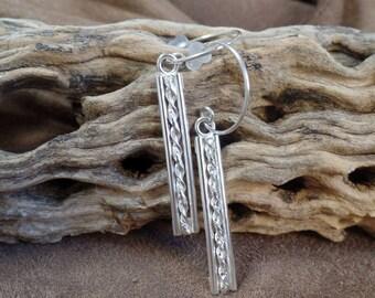 Simple and Elegant Long Dangle Earrings 1257