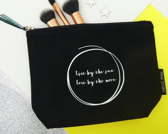 Live By The Sun Love By The Moon Make Up Bag