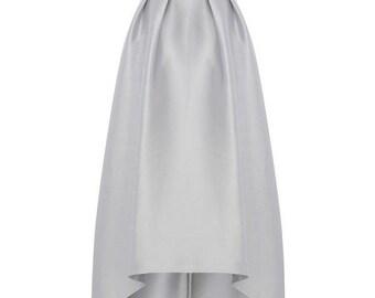 Elegant Pleated Long Skirt