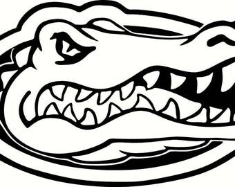 Florida gators decal – Etsy