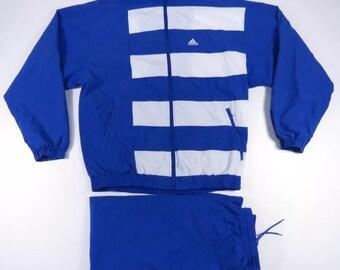Vtg 90s   Adidas Warm up suit