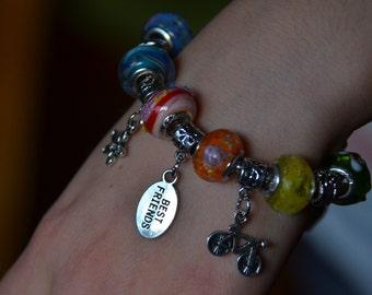 Best Friends Pandora Bracelet (youth size)