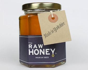 Raw Yorkshire Wildflower 340g/12oz