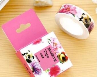 Washi Tape, Masking Tape, tape adhesive scrapbooking mouse PANDHA