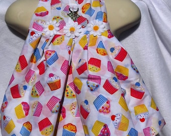 Summer CupCake Party Harness Dress