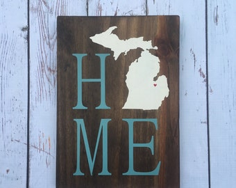 Home | Wood Sign | Painted Wood Sign | Stained Wood Sign | Home Decor | Wall Decor | Home