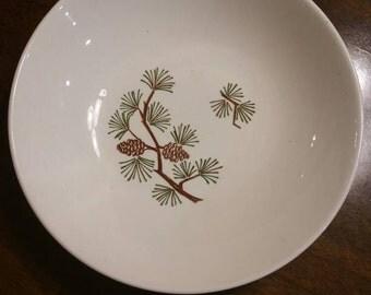 1960s, Universal Pinecone Veggie Bowl